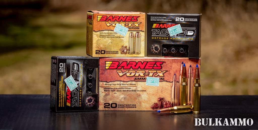 Barnes ammo for sale