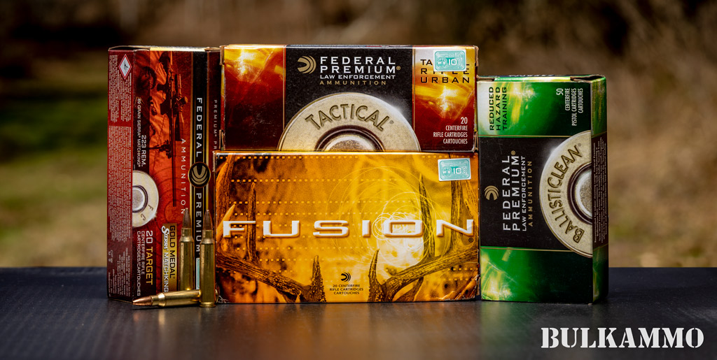 Federal ammo for sale at BulkAmmo.com