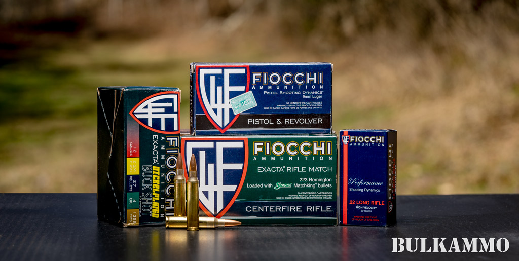 Fiocchi Ammo for Sale
