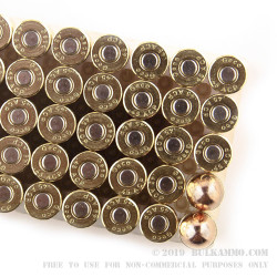 1000 Rounds of .45 ACP Ammo by GECO - 230gr FMJ