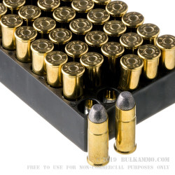 1000 Rounds of .44-40 Win Ammo by Magtech - 200gr LFN