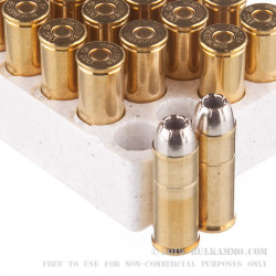 20 Rounds of .45 Long-Colt Ammo by Winchester - 225gr JHP