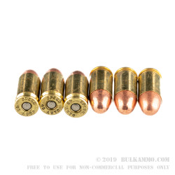 50 Rounds of .45 ACP Ammo by Speer Lawman Cleanfire - 230gr TMJ
