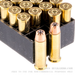20 Rounds of .38 Spl +P Ammo by PMC Starfire - 125gr JHP