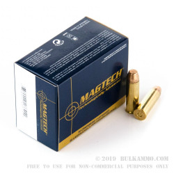 20 Rounds of .454 Casull Ammo by Magtech - 260gr FMJ