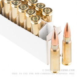 1000 Rounds of 7.62x39mm Ammo by Prvi Partizan - 123gr FMJ