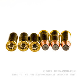 50 Rounds of .327 Federal Mag Ammo by Federal - 85gr SP