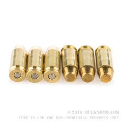 50 Rounds of .40 S&W Ammo by Remington - 165gr MC