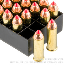 200 Rounds of .44 Mag Ammo by Hornady - 225gr FTX