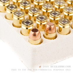 50 Rounds of 10mm Ammo by Armscor USA - 180gr FMJ