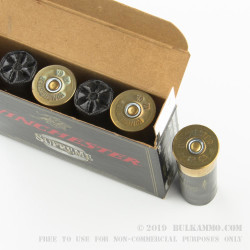 "250 Rounds of 3-1/2"" 12ga Ammo by Winchester Double-X -  00 Buck"