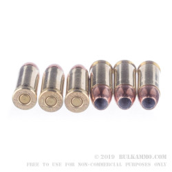 20 Rounds of .38 Super + P Ammo by Corbon - 115gr JHP