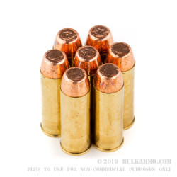 100 Rounds of .45 Long-Colt Ammo by MBI - 250gr FMJFN