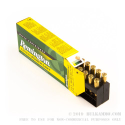 200 Rounds of .223 Ammo by Remington - 55gr PL-HP