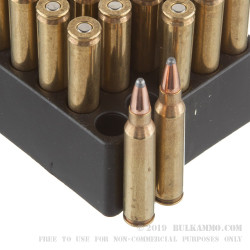 50 Rounds of .223 Ammo by Black Hills Ammunition - 60gr SP