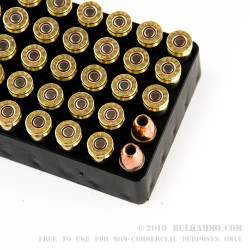 50 Rounds of 9mm Ammo by Remington - 147gr JHP