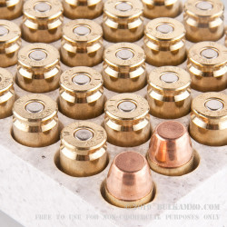 50 Rounds of .40 S&W Ammo by Winchester Super Clean - 120gr FMJ