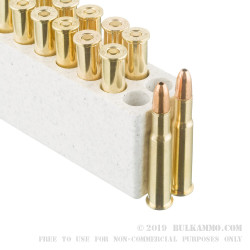 20 Rounds of 30-30 Win Ammo by Winchester Power Max Bonded - 170gr HP