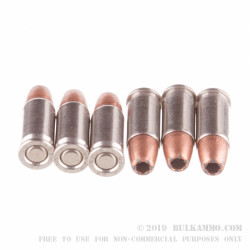 20 Rounds of .25 ACP Ammo by Speer - 35 gr JHP