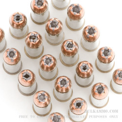 20 Rounds of .327 Federal Mag Ammo by Speer - 115gr JHP