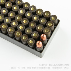 50 Rounds of 7.62 Tokarev Ammo by Red Army Standard - 86 Grain FMJ