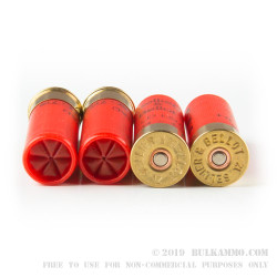 """250 Rounds of 12ga 2-3/4"""" Ammo by Sellier & Bellot - 1 ounce #7 1/2 shot"""