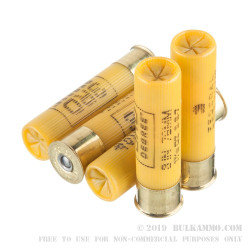 """5 Rounds of 20ga Ammo by Federal 3rd Degree - 3"""" 1 7/16 oz. #5/6/7 Shot"""