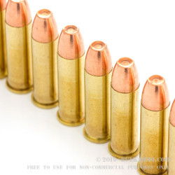 50 Rounds of .38 Spl Ammo by Remington - 100gr PF Disintegrator