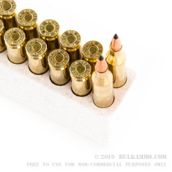 40 Rounds of .243 Win Ammo by Winchester - 58 Grain Polymer Tipped