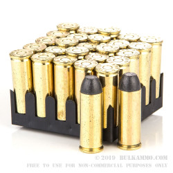 50 Rounds of .45 Long-Colt Ammo by Sellier & Bellot - 250gr LFN