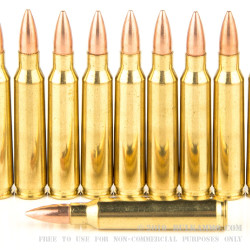 1000 Rounds of .223 Ammo by Armscor - 55gr FMJBT