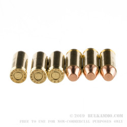 50 Rounds of 10mm Ammo by Magtech - 180gr FMJ