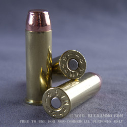 1000 Rounds of .44 Mag Ammo by MBI - 240gr FMJ