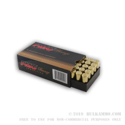 50 Rounds of .44 S&W Spl Ammo by PMC - 180gr JHP