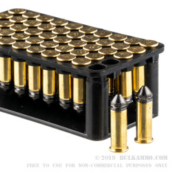 50 Rounds of .22 LR Ammo by Aguila Colibri - 20gr LRN