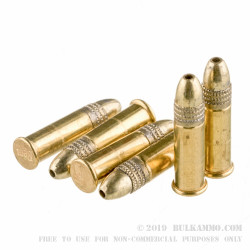1400 Rounds of .22 LR Ammo by Remington - 36gr HP