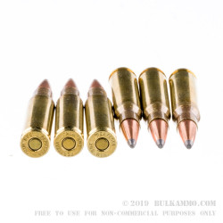 400 Rounds of .308 Win Ammo by Fiocchi Perfecta - 150gr SP
