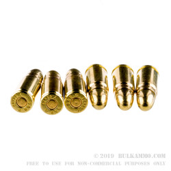 50 Rounds of 7.62 Tokarev Ammo by Sellier & Bellot - 85gr FMJ