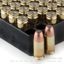 50 Rounds of 9mm Ammo by Remington Leadless - 124gr FNEB