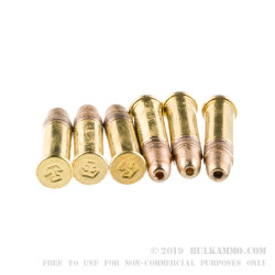 5000 Rounds of .22 LR Ammo by Armscor - 36gr CPHP