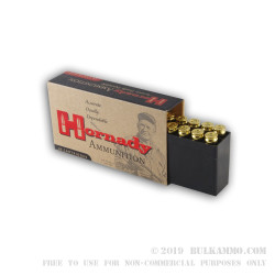 6.8 Remington SPC  - 110 gr Vmax - Hornady - 20 Rounds