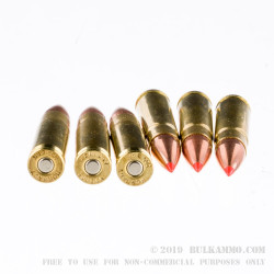 200 Rounds of .300 AAC Blackout Ammo by Hornady BLACK - 110gr V-MAX