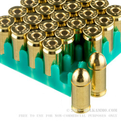 1000 Rounds of 9x18mm Makarov Ammo by Sellier & Bellot - 95gr FMJ
