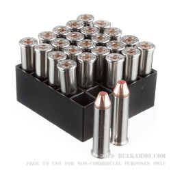 25 Rounds of .357 Mag Ammo by Hornady - 135gr FTX