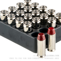 20 Rounds of 10mm Ammo by Underwood - 200gr Hard Cast
