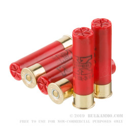 """25 Rounds of 28ga Ammo by Winchester Super-X - 2 3/4"""" 3/4 ounce #6 shot"""