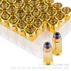 50 Rounds of .32 ACP Ammo by Fiocchi - 60gr SJHP