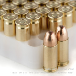 50 Rounds of .32 ACP Ammo by Prvi Partizan - 71gr FMJ