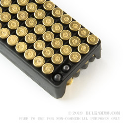 50 Rounds of .22 LR Ammo by GECO - 40gr LRN