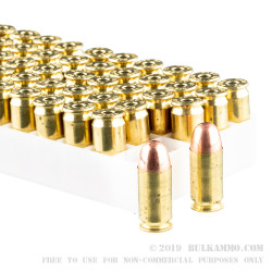 1000 Rounds of  45 ACP Ammo by Speer - 230gr TMJ